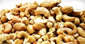 Roasted Cashew Half Small