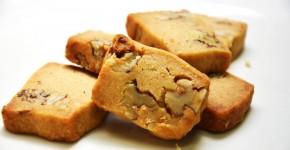 Rectangle Walnut Cookies